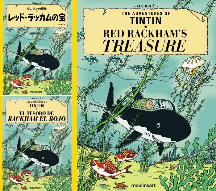 TINTIN COMICS IN ENGLISH EBOOK