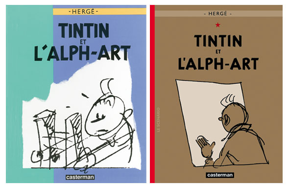 Tintin And The Alph Art Pdf In English